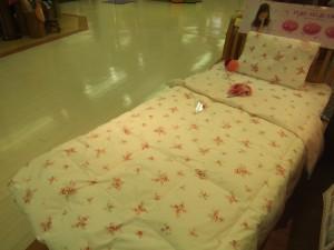 ラストシンデレラで使用の寝具 2013.05.12オーダー枕のぐっすり屋