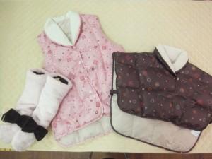 寒い冬も可愛いルームウェアー♡2013.11.21 愛知県のオーダー枕が作れる寝具店ぐっすり屋