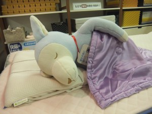 バッチリです!愛知県よりぐっすり眠るを提案します。オーダー枕はオマカセ・・