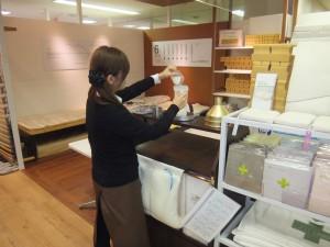 愛知県三河の寝具店 ぐっすり屋  ~オーダー枕をお使いの皆様~ 2014.02.09