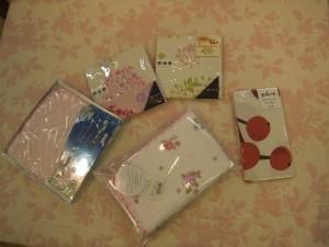 枕アイテムを色々変えて気分転換でぐっすり!!2014.05.27愛知県のオーダーメイド枕店ぐっすり屋