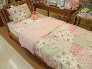 春は可愛い寝具で気持ちも明るく❤ 2015.04.04