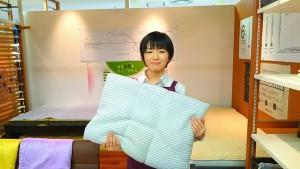 オーダーメイド枕のぐっすり屋 2016.1.22 豊田店