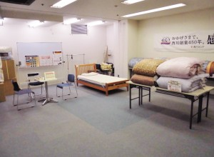 羽毛ふとんお手入れフェア! 本日より開催‼ 2016.09.02豊田店
