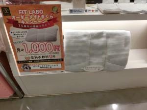 西川450周年 大感謝祭 2016.10.28 名古屋八事店